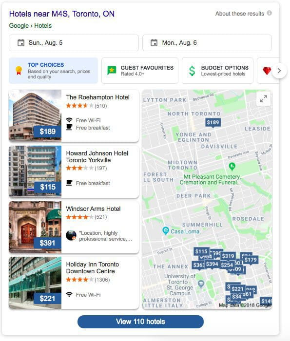 google-hotel-search-design-test