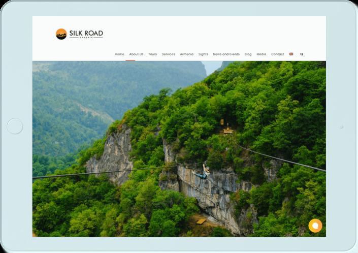 Silkroad Armenia - SEO