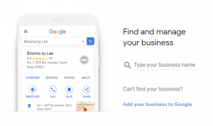 google my business how many categories